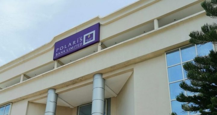 polaris bank head ofice