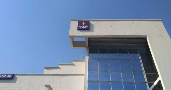 Polaris Bank Logo